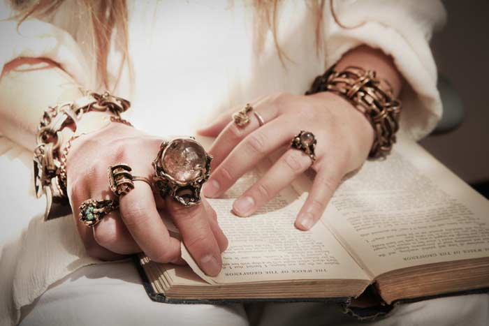 мистические кольца