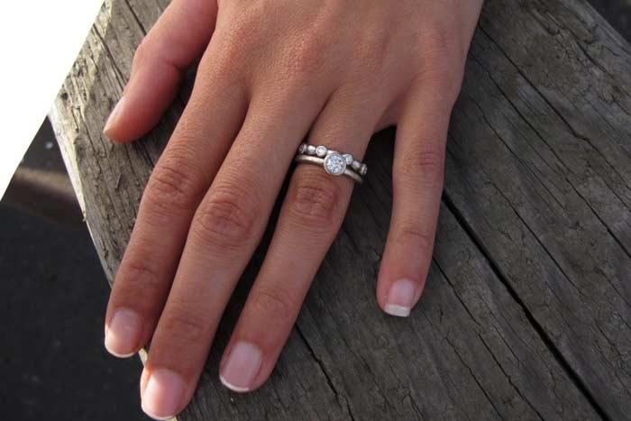 одно кольцо