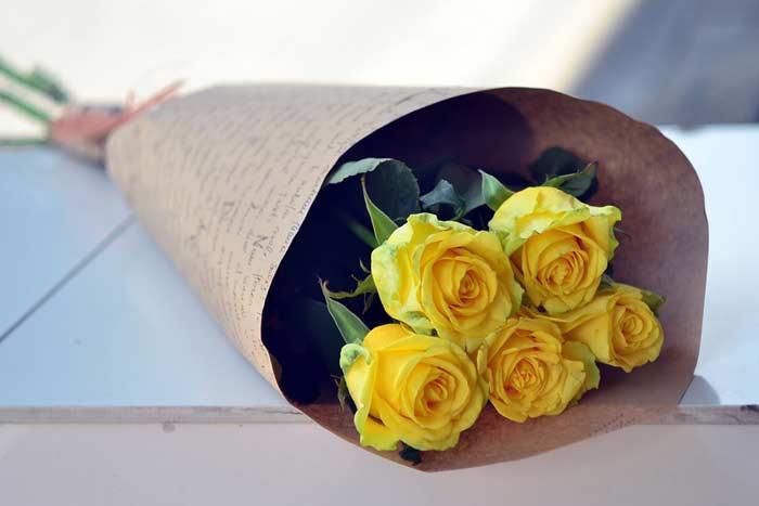 Что означает число роз в букете?